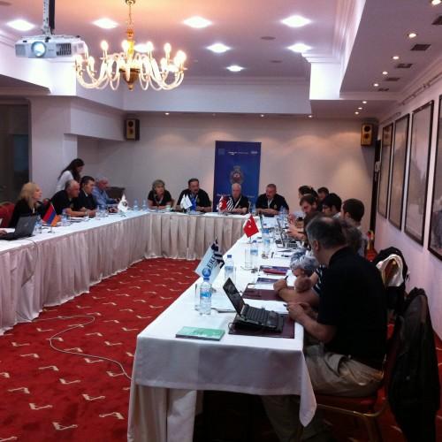 Karadeniz İpek Yolu Koridoru Projesi'nin İkinci Toplantısı 10-11 Haziran Tarihlerinde Tiflis'te Gerçekleştirildi..