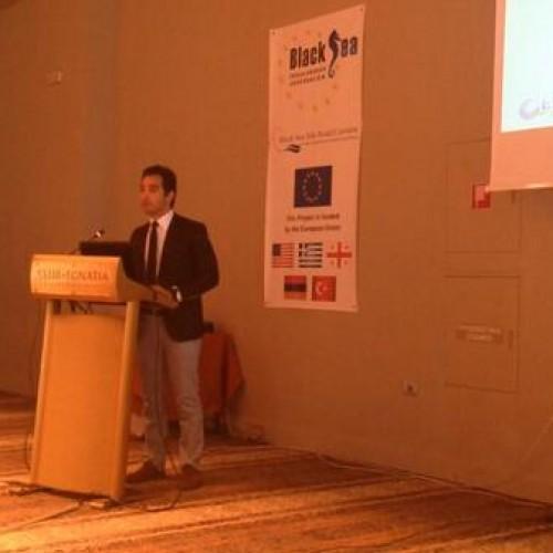 Ekonomistler,İpekyolu Koridoru Projesi Toplantısında Türkiye Konusunda Önemli Noktalara Değindi