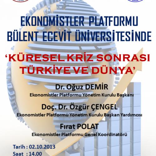 Prof. Dr. Erdoğan Alkin Anısına Anadolu Ekosohbetleri