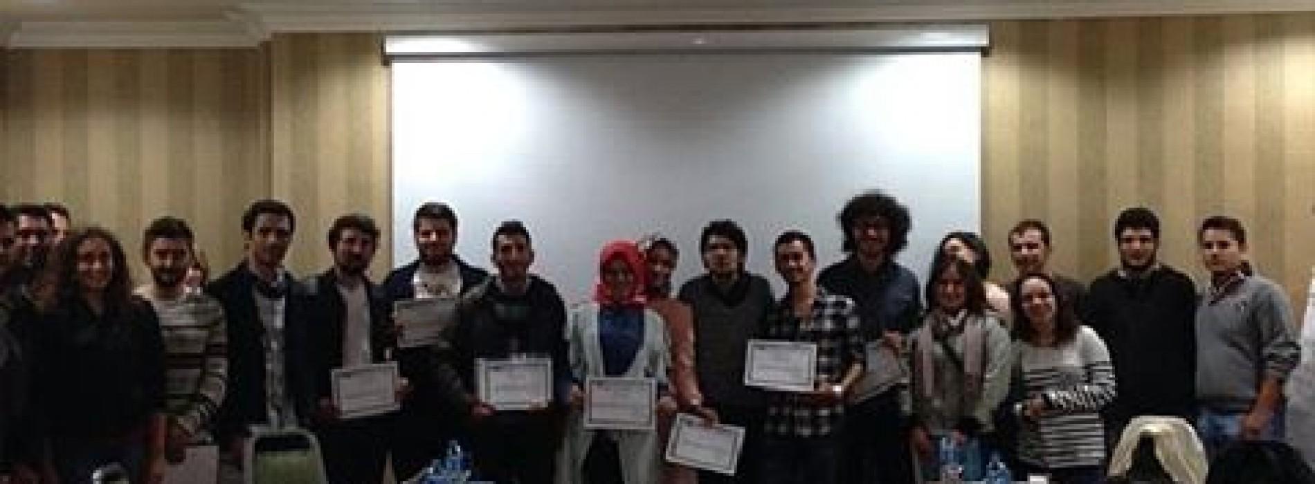 İstanbul Ekonomi Okulu'nun son gününde Prof. Dr. Burak Arzova bizlerleydi