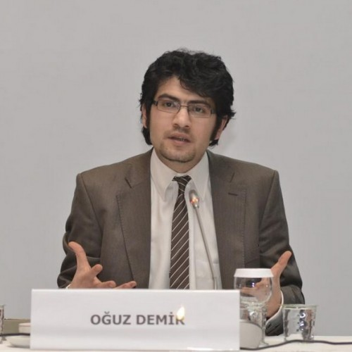 Yönetim Kurulu Başkanımız Dr. Oğuz Demir Endüstri Mühendisliği Platformu'nun Konuğu Oluyor.