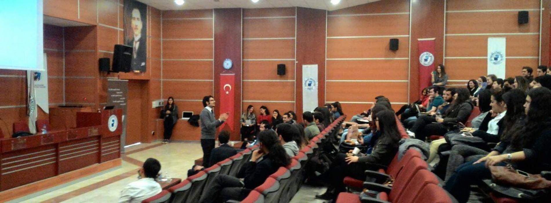 Dr. Oğuz Demir, Pamukkale Üniversitesi'nde idi.