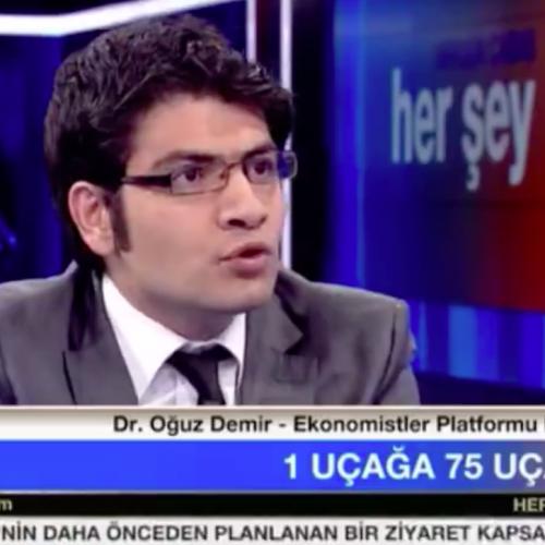 Rusya Raporu, CNNTürk'te