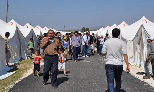 Türkiye'de Suriyeli Sığınmacı Algısı Araştırma Raporu
