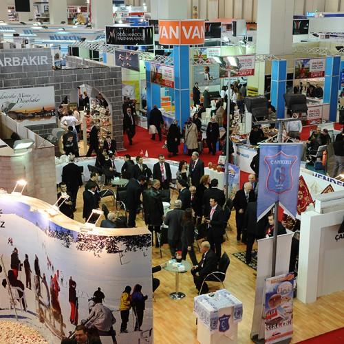 'Hedef Sağlık, İstikamet İstanbul' Proje Ekibi EMITT'teydi