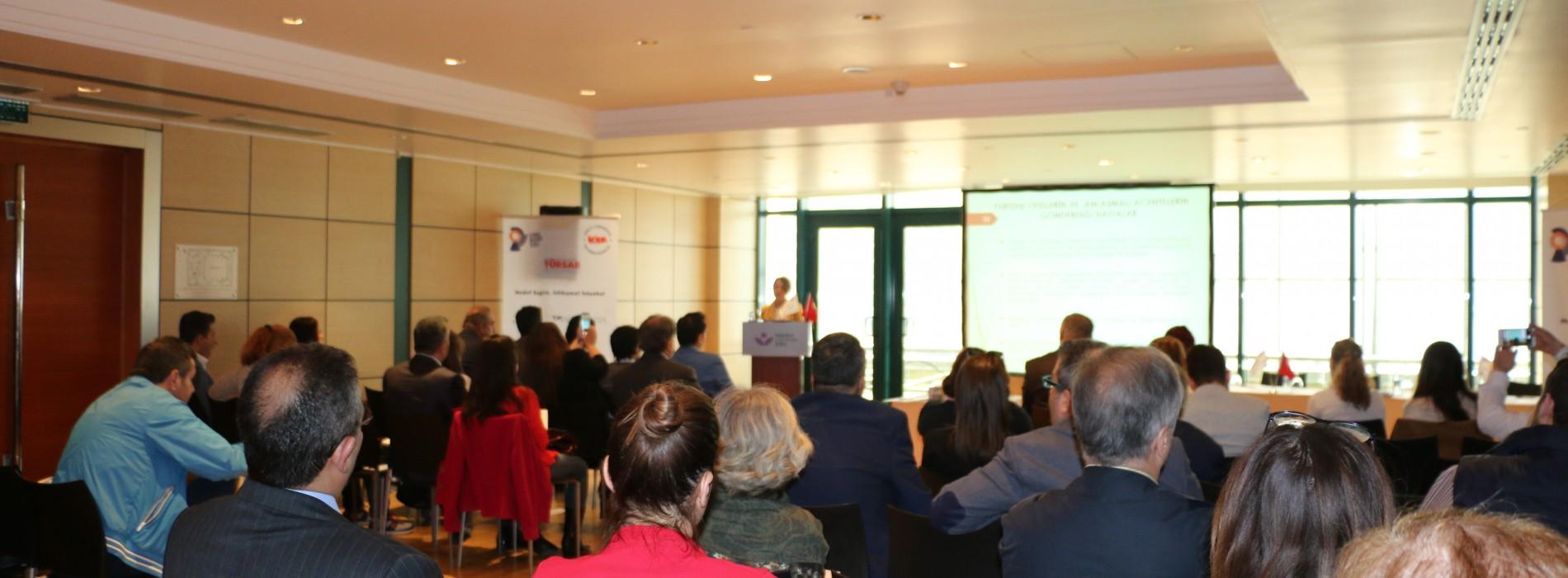 Hedef Sağlık, İstikamet İstanbul Projesi  Bilgilendirme Semineri Gerçekleştirildi