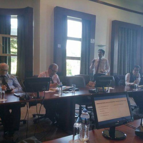 Balkanlar ve Karadeniz Kurultayı İstanbul'da Toplandı