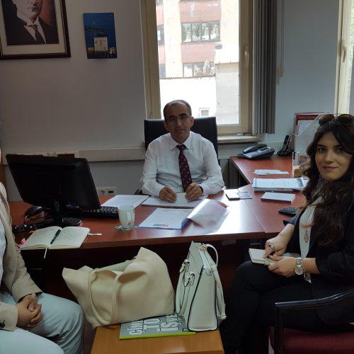 Mobil Teknoloji, Mobil İstihdam Projesi Türkiye İş Kurumu Toplantısı