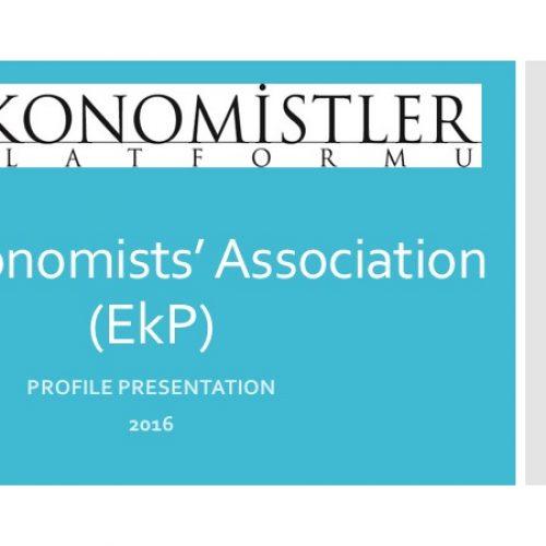 EkP's Profile Presentation