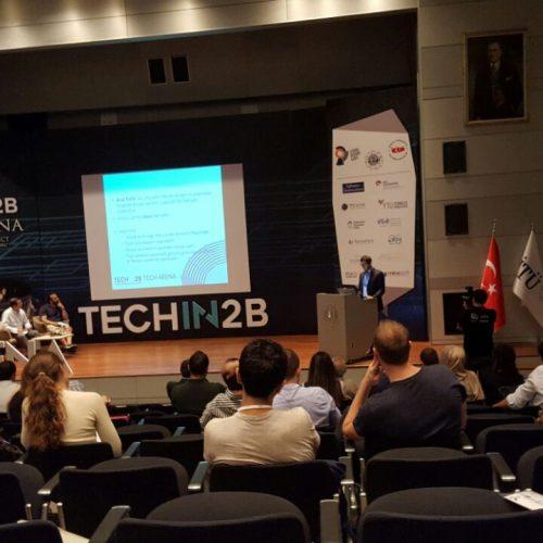 İstanbul Teknik Üniversitesi'ndeydik