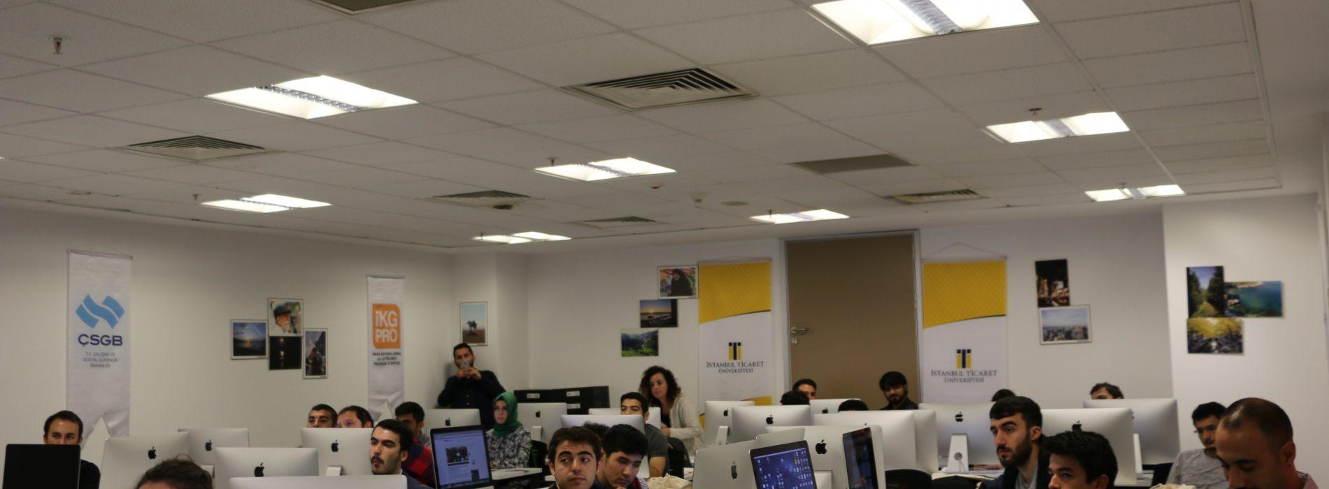Mobil Teknoloji, Mobil İstihdam Projesi 2.Grup Eğitimleri Başladı!