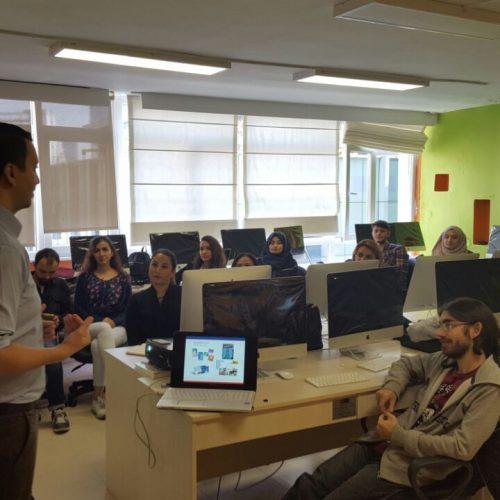 KOSGEB Uygulamalı Girişimcilik Eğitimlerimiz Başladı!