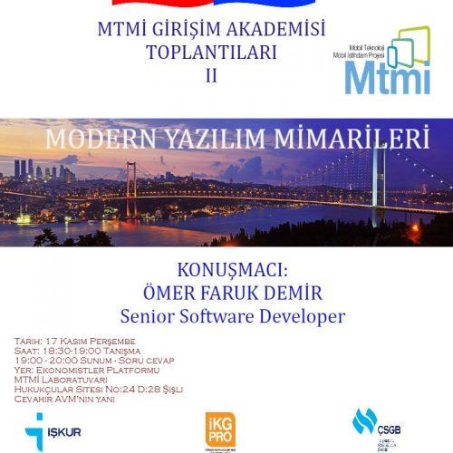 Mobil Teknoloji Mobil İstihdam Projesi 2. Girişim Akademisi Toplantısı
