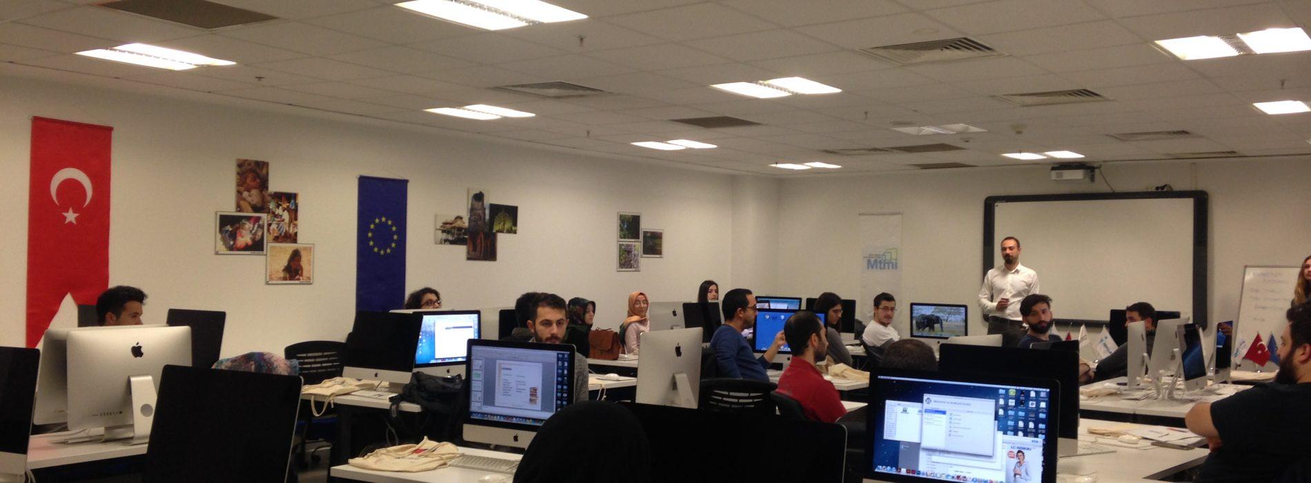 Mobil Teknoloji, Mobil İstihdam Projesi 3.Dönem Eğitimleri Başladı!