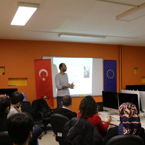 5.Girişim Akademisi Toplantısı Yapıldı