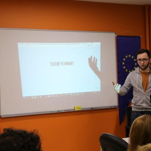 6.Girişim Akademisi Toplantısı Yapıldı