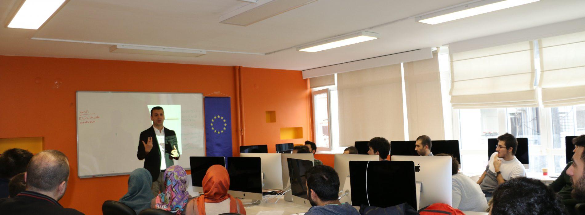 KOSGEB Uygulamalı Girişimcilik Eğitimleri Başladı!