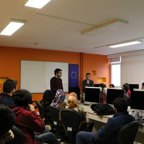 KOSGEB Uygulamalı Girişimcilik Eğitimleri Tamamlandı