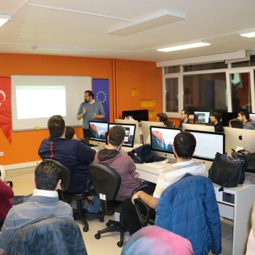 7.Girişim Akademisi Toplantısı Yapıldı
