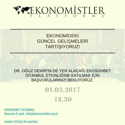 1. Ekosohbet-İstanbul