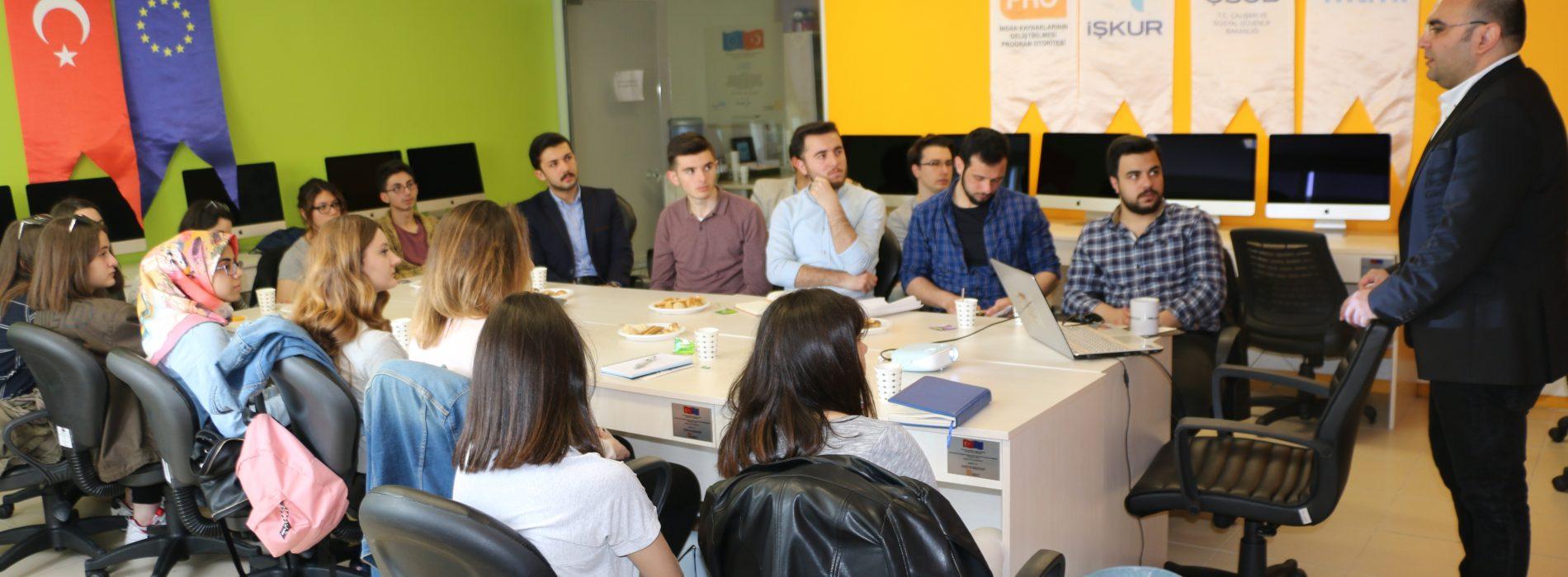 Genç Ekonomistler Kulübü ile Ekosohbet