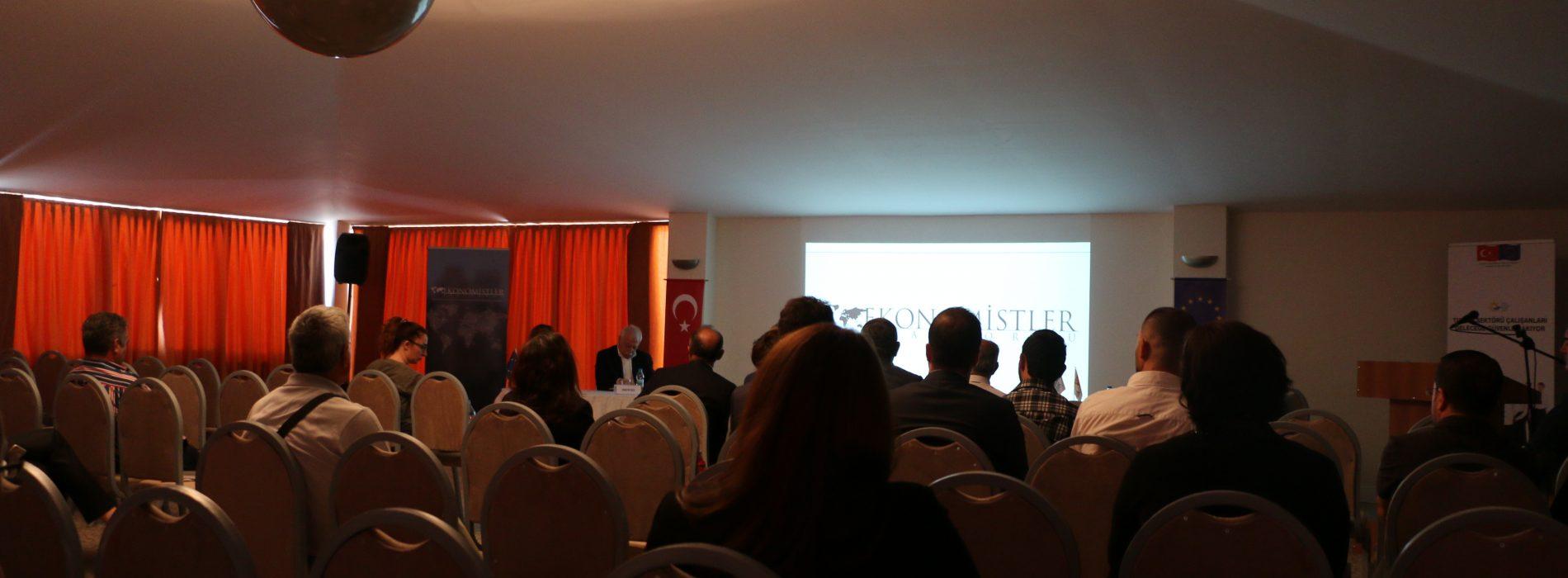 Turizm Sektörü ve Kayıtlı İstihdam Konferansı Gerçekleşti