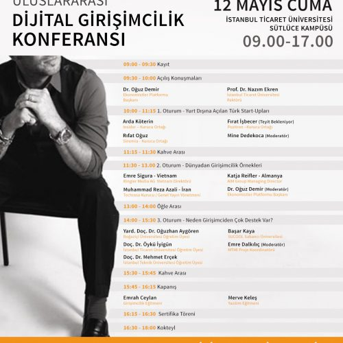 Uluslararası Dijital Girişimcilik Konferansı