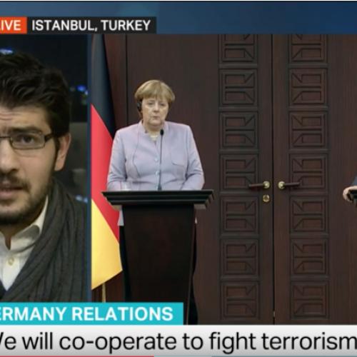 TRT World: Türkiye-Almanya İlişkileri – 02.02.2017