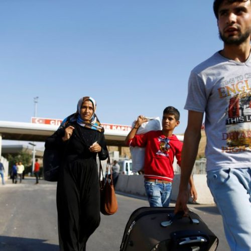 Türkiye'de Suriyeliler Algısı
