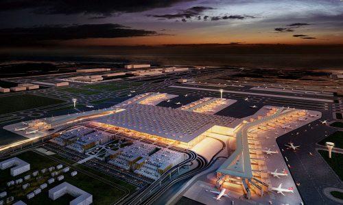 Türkiye'de Ulaştırma Sektörü'nün Kalbi: İstanbul Yeni Havalimanı Projesi