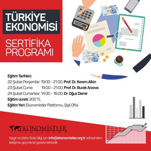 Türkiye Ekonomisi Sertifika Programı