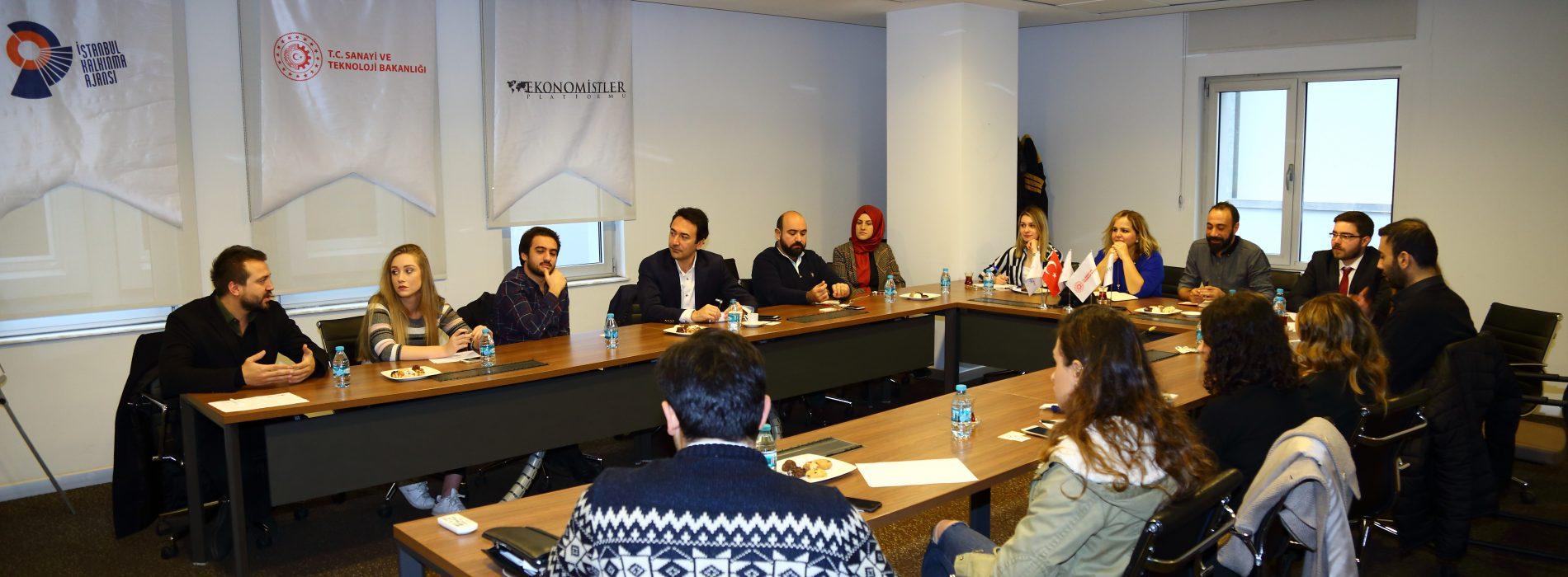 İNOFİNANS 1. Girişimcilik Çalıştayı Gerçekleştirildi