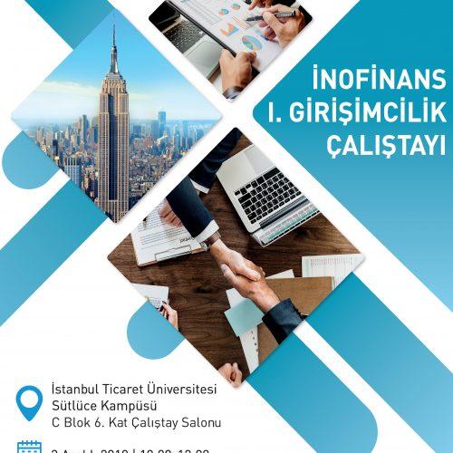 İNOFİNANS 1. Girişimcilik Çalıştayı – 3 Aralık 2018