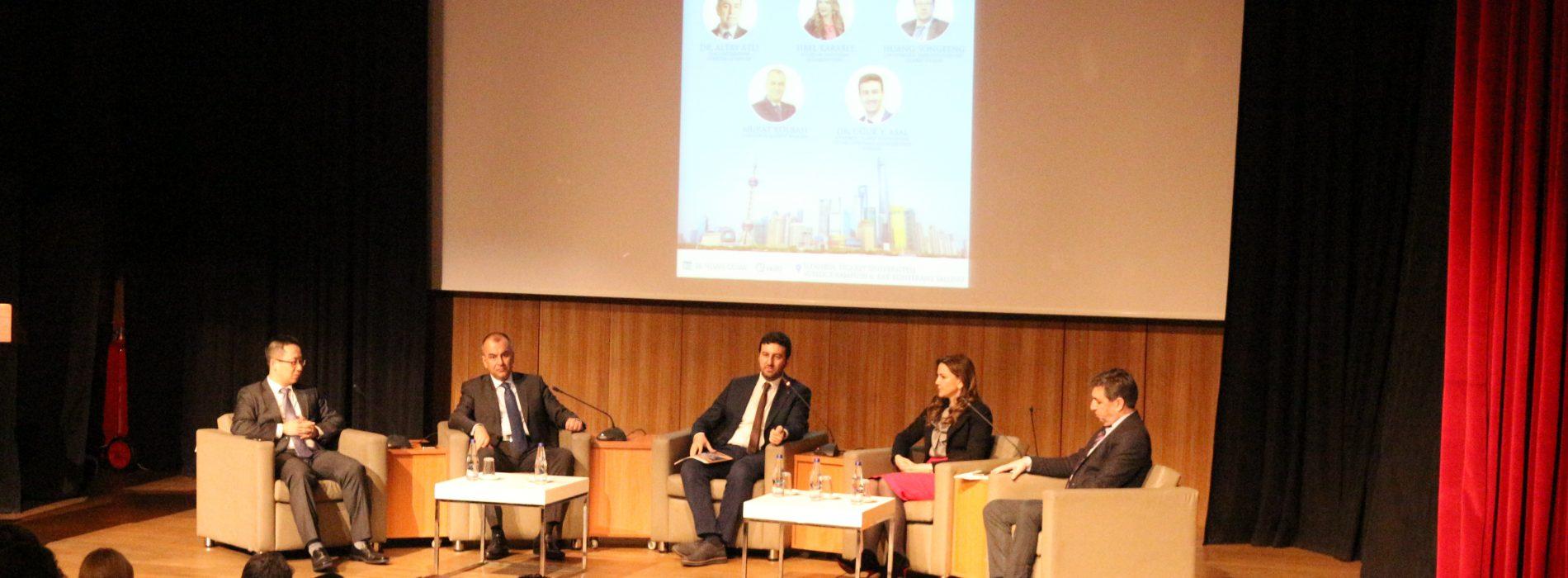 Çin-Türkiye Ekonomik ve Ticari İşbirliği Konferansı Gerçekleşti