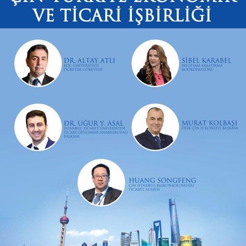Çin-Türkiye Ekonomik ve Ticari İşbirliği Konferansı | 26 Nisan 2019