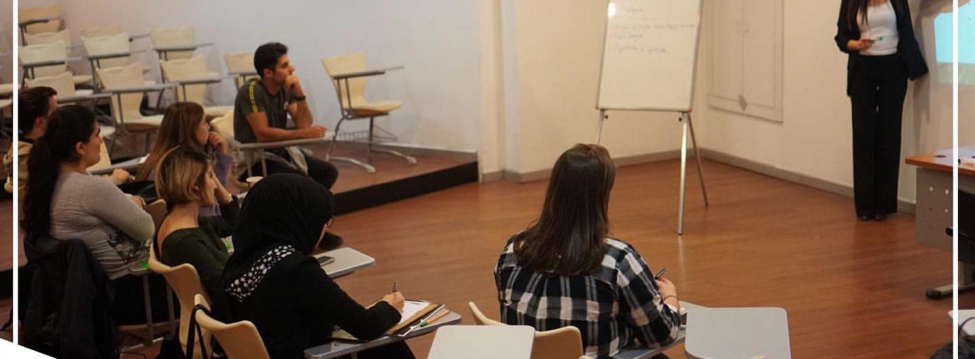 CV Hazırlama Atölyesi eğitimi gerçekleştirildi