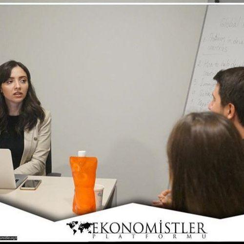 İngilizce Konuşma Atölyesi eğitimi gerçekleştirildi