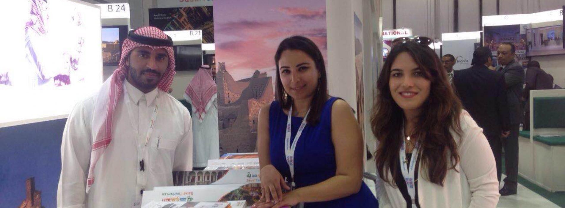 """""""Hedef Sağlık, İstikamet İstanbul"""" Projesi kapsamında ATM Dubai Turizm Fuarı'ndaydık"""