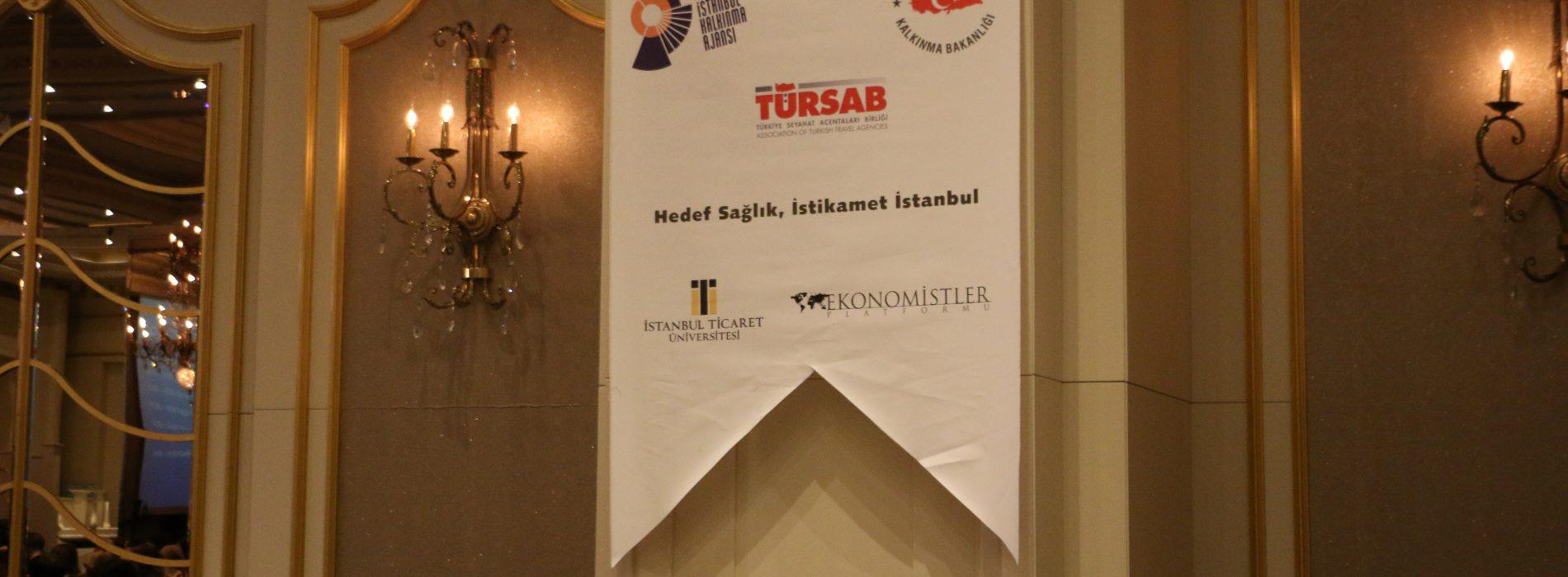 Yurtdışı acentelerden İstanbul ziyareti
