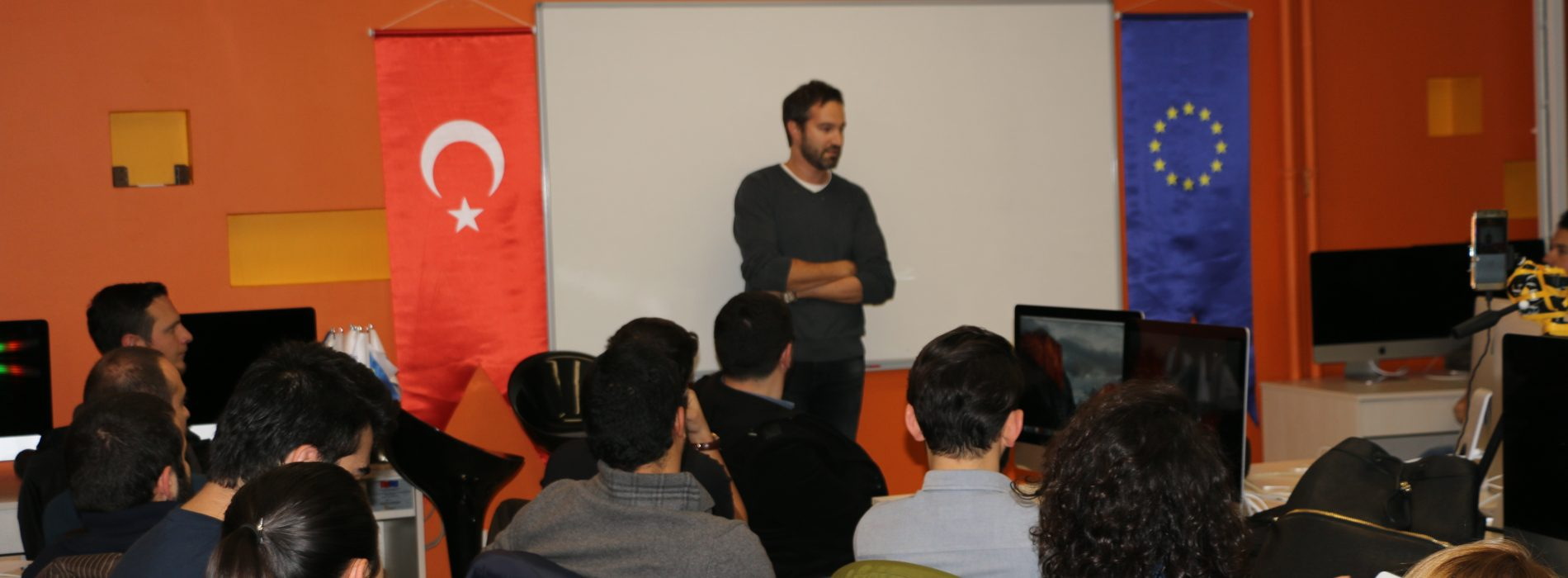 4. Girişim Akademisi Toplantısı Yapıldı